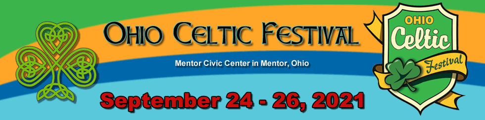 See the flyer for the Annual Ohio Celtic Festival