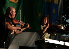 Brigid's Cross will sing at the Ohio Celtic Fest