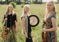 Gothard Sisters will perfrom at the Ohio Celtic Festival this summer