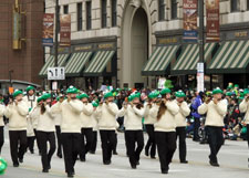 See The Black Sheep Pipes and Drums at Ohio's best Irish Fest
