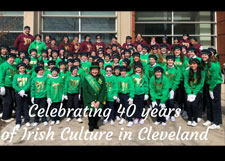 See Irish Dancers at Ohio's best Irish Fest