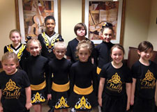 See Irish Dancers from Nally Irish Dance Academy at Ohio's best Irish Fest