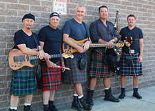 Off Kilter Celtic Rock Band